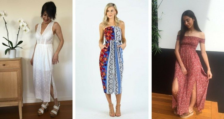 christmas gift ideas for her 2016 maxi dresses